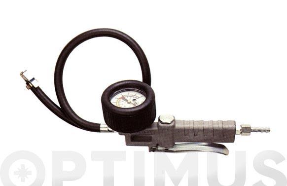 Inflador con manometro presion mod.98