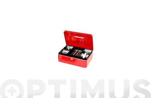 Caja caudales super 4 aluminio