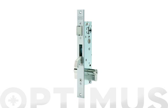Cerradura puerta metalica serie 2240 2241-20 mm inox