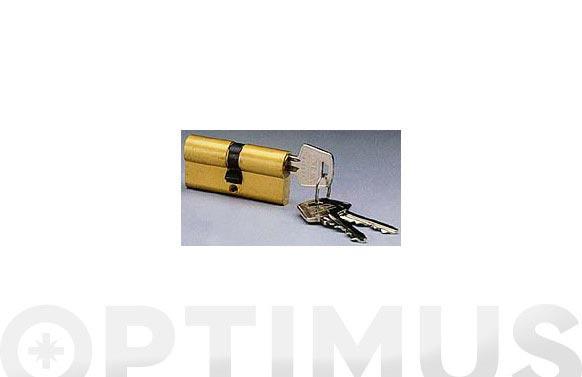 Cilindro e laton llave serreta 30-30 llaves iguales