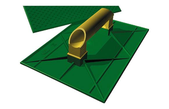 Talocha rectangular ref.2051 275 x 185 mm