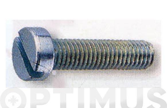 Tornillo din 84 cabeza cilindrica cincado m-3 x 25