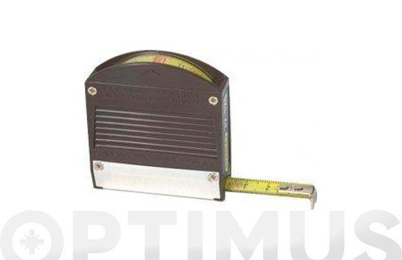 Flexometro plastico panoramic 3 m 13mm