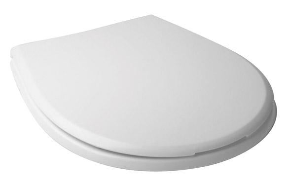 Tapa wc olympia blanca 35,5 x 45,6 cm