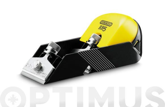 Cepillo metalica doble hoja 50 mm