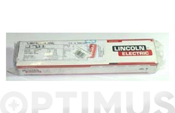 Electrodo inox limarosta 304l 200 uds 2 x 300 mm