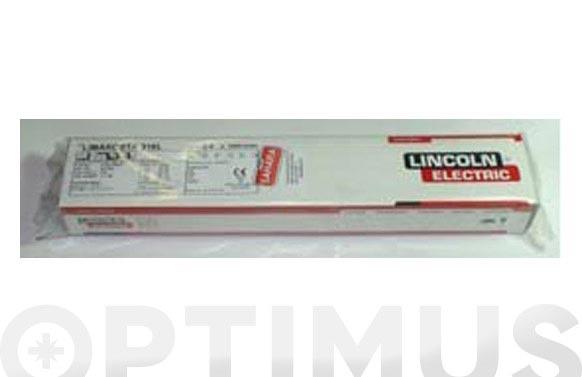 Electrodo inox limarosta 316l 125 uds 2.5 x 350 mm