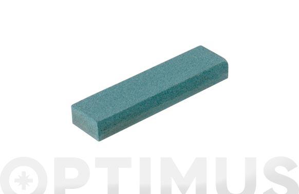 Piedra afilar sintetica 2 acabados grano 180 / 400