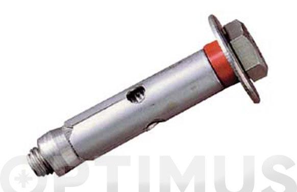 Anclaje reforzado inox m-6 x 60 mm ø 9 mm