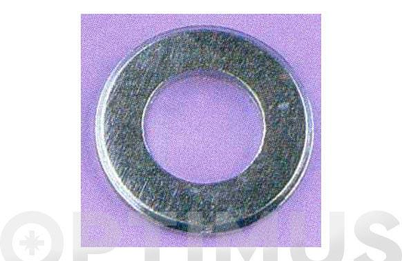 Arandela hierro cincado standard 6