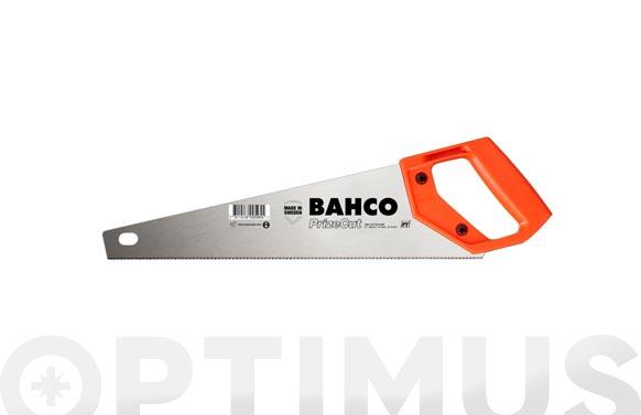 Serrucho carpintero mango abs 300/360mm