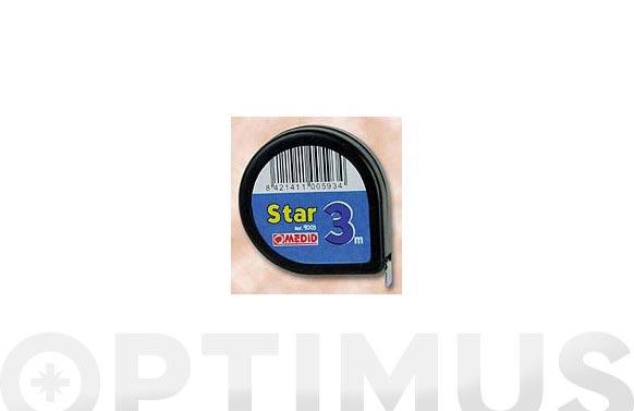 Flexometro star 3 m sf