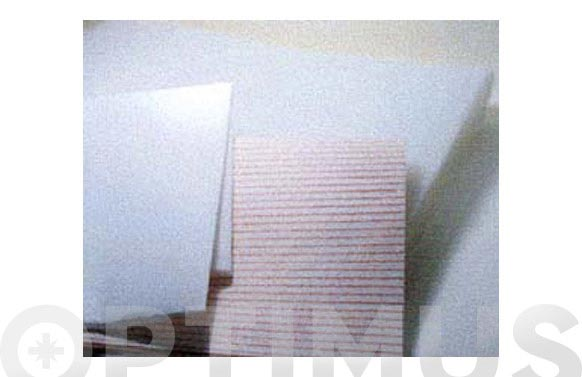Filtro para campana papel (pq.6u) 90 cm
