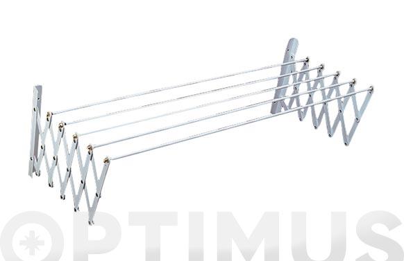 Tendedero extensible inox18/10 120 cm