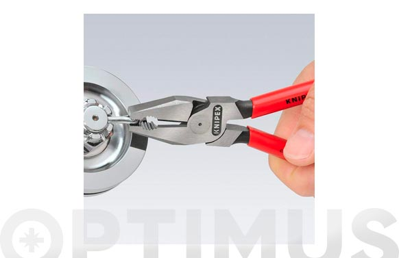 Alicate universal reforzado 200 mm