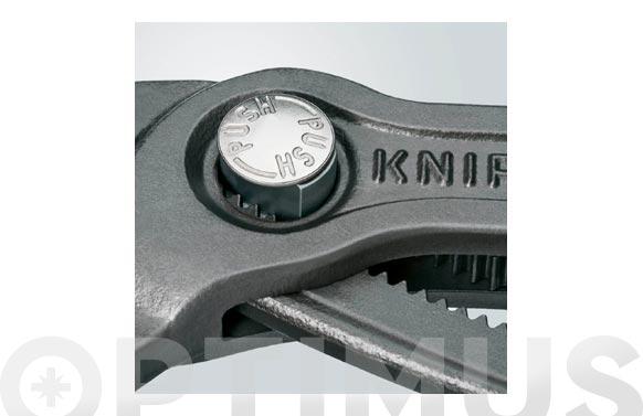 Tenaza cobra pulida 180 mm
