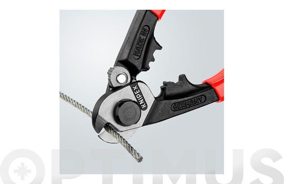 Corta cable trenzado 190 mm