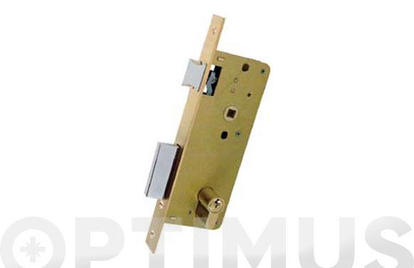 Cerradura embutir madera golpe y llave 4000-hl/174x50