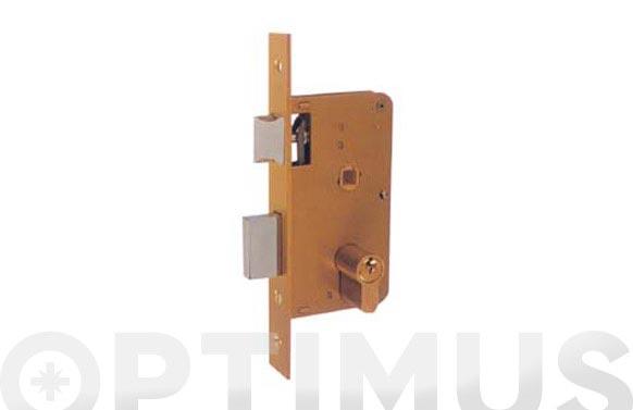 Cerradura embutir madera golpe y llave 4000-hl/174x70