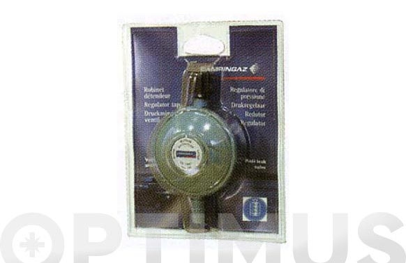 Regulador botella azul 28 g