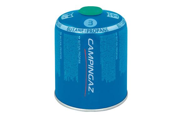 Cartucho gas con valvula 450 gr cv470 plus