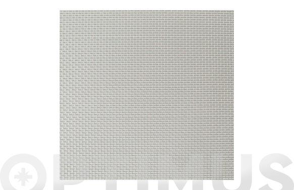 Tela mosquitera aluminio alunet 1,2 x 30 m brillante