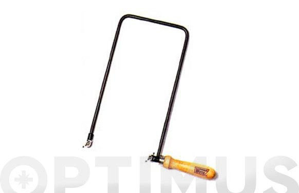 Arco de sierra de marqueteria 160 x 260 mm