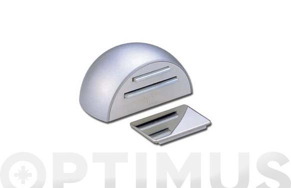 Retenedor adhesivo magnetico dorado