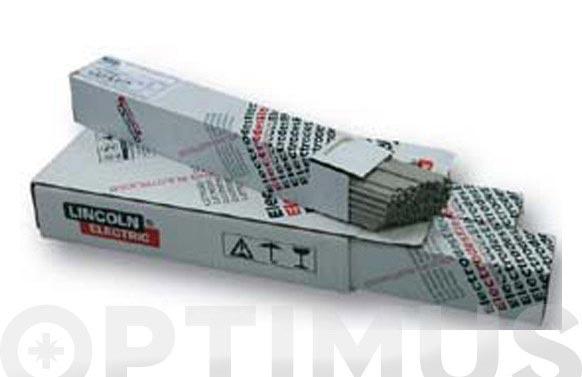 Electrodo rutilo omnia 46 40 uds 2.5 x 350 mm