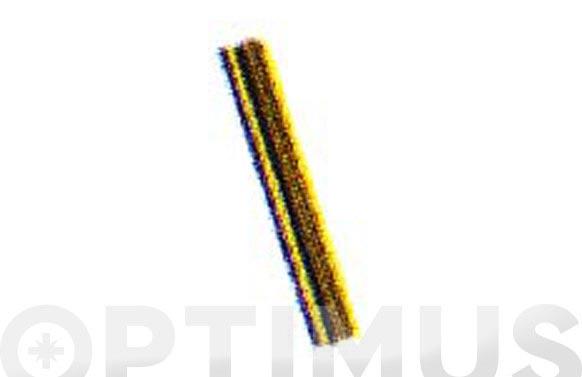 Varilla hierro cerradura falleba 1503-1505 1 m marron 1505/2043