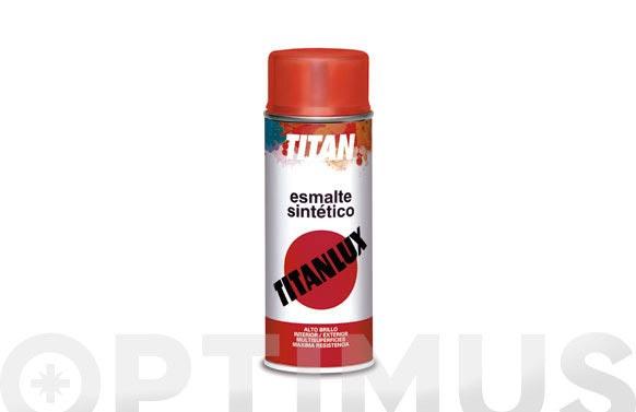 Esmalte sintetico spray 400 ml blanco