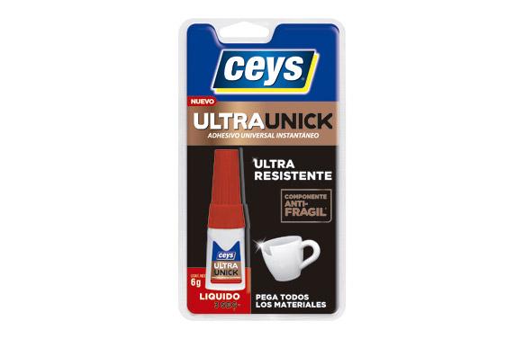 Adhesivo instantaneo ultraunick liquido 6 gr