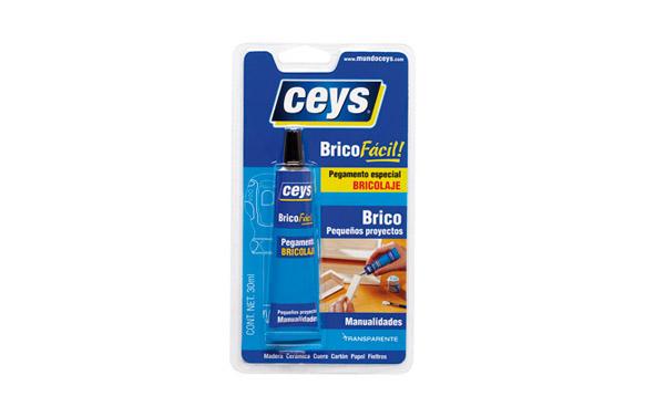 Adhesivo universal bricoceys 30 ml