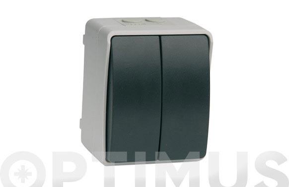 Interruptor doble 10 a 835808 blist
