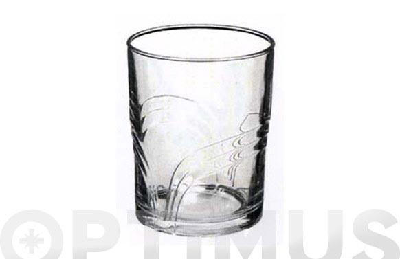 Vaso (pack 6 und) 28 cl arco agua