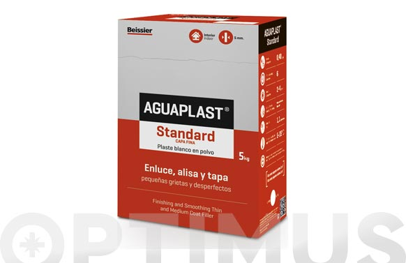 Aguaplast standard polvo 5 kg