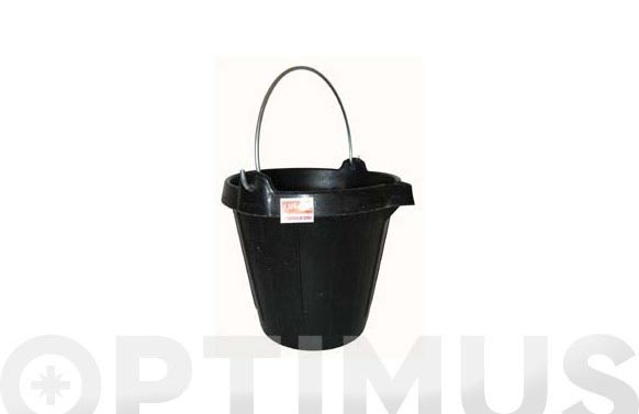 Cubo industrial goma mod. 4 10 l