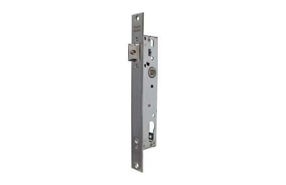 Cerradura puerta metalica serie 2210 2215-30 mm inox