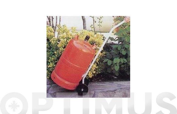 Carro porta bombonas butautil 95 x2 5 cm color naranja