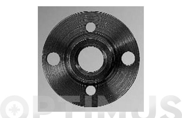 Tuerca tensora desbarbadora 115-150 mm