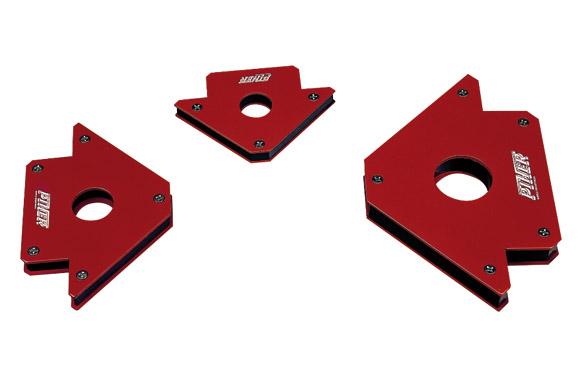 Escuadra magnetica q1-85x85mm