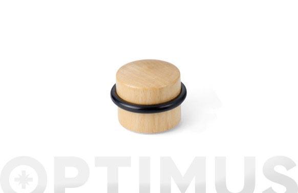 Tope madera con torica haya