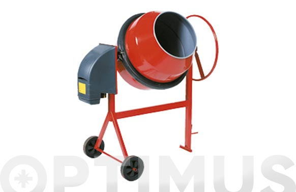 Hormigonera electrica 140 l 700w