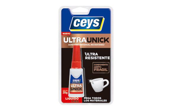 Adhesivo instantaneo ultraunick liquido 20 gr