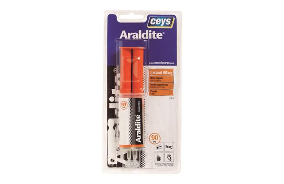 Adhesivo rapido jeringa 90 segundos 24 ml