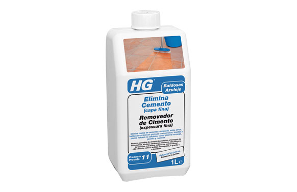 Elimina cemento suelos capa fina 1 l