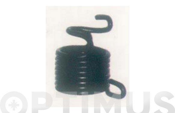 Muelle recambio de cincelador neumatico