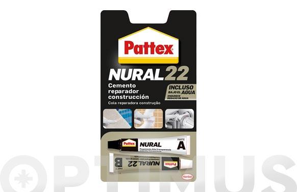 Adhesivo cemento materiales humedos pattex nural 22 22 ml