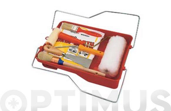 Pintar/esmaltar kit super