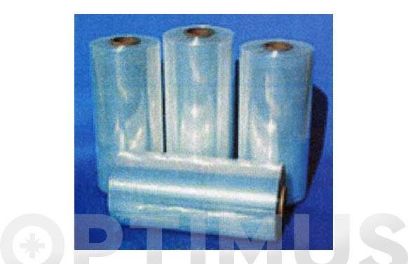 Film extensible manual transparente 23 micras 50 cm 2 kg